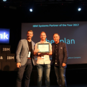 TheBplan ble IBM Systems Partner of the Year
